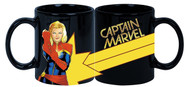 Mug Marvel Captain America Coffee Cup  cmg-mn-cptmar