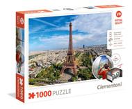 Puzzle Creative Toys Clementoni VR Puzzle Paris, 1000pc Jigsaw 39402