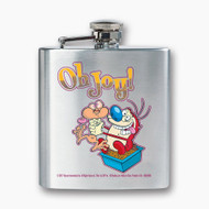 Flask Ren & Stimpy Oh Joy 37139