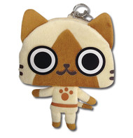 Coin Purse Airou From The Monster Hunter Airou 7'' Plush ge20577