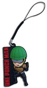 Cell Phone Charm One-Punch Man SD Mumen Rider ge17472