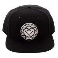 Baseball Cap Kingdom Hearts Embroidered Snapback sb5ju8kdh