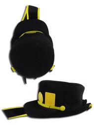 Plush Backpack Jojo's Bizarre Adventure Jotaro Hat ge84595