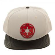 Baseball Cap Star Wars AT-AT Driver Metal Badge Snapback sb598hstw