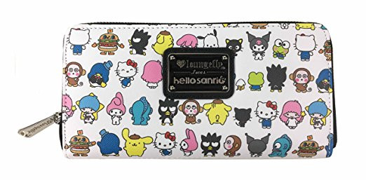4e65555c0 Wallet Hello Kitty Sanrio Character Zip Around sanwa0856 - Hobby Hunters