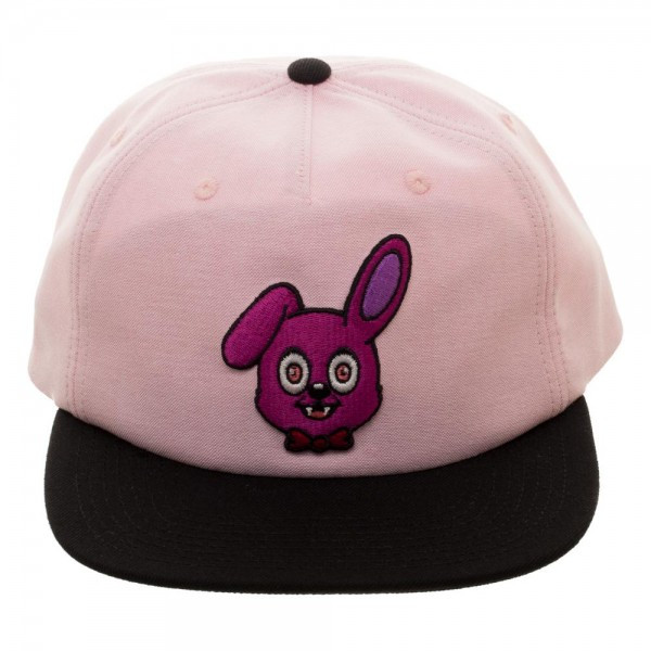 Baseball Cap Five Nights at Freddy s Sister Location Bonnie Oxford ... ecaa83cad5d