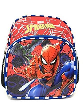 Miraculous Mini Backpack Marvel Spiderman Blue Red 695231 2 Evergreenethics Interior Chair Design Evergreenethicsorg