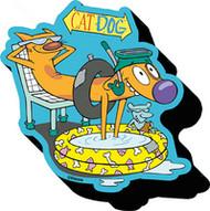 Magnet Catdog Summer Funky Chunky 95651