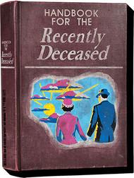 Magnet Beetlejuice Handbook Funky Chunky 95606