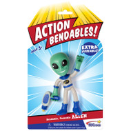 Action Figures Alien Bendable ab-5011