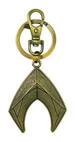 Key Chain DC Comics Aquaman Logo Pewter KR 45784