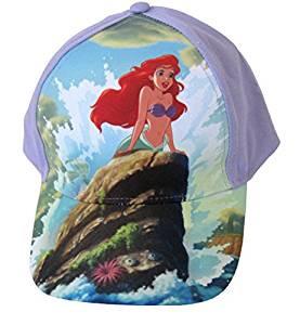 898efa2bf7a Baseball Cap Disney Princess Little Mermaid Ariel Girls Hat.  http   store-svx5q.mybigcommerce.com product images web
