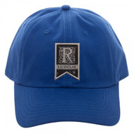 Baseball Cap Harry Potter Ravenclaw Woven Label Traditional ba5sbshpt