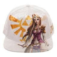 Baseball Cap Nintendo Zelda Princess Velvet Snapback sb5w8cntn