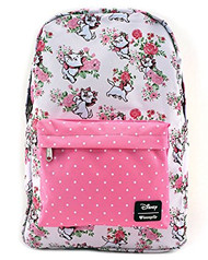 Backpack Disney Marie Floral Aop wdbk0337