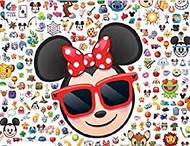 Puzzle Ceaco Emoji Minnie 300pc 2231-3