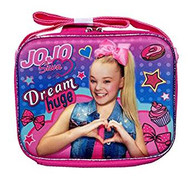 Lunch Bag JoJo Siwa Pink Cupcake 3D Pop-Up 140861-2