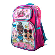 Lol Surprise Small Backpack Blue New 5511