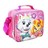 Lunch Bag Paw Patrol Skype+Everest Pawsitive Pink 002855