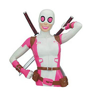 Coin Bank Gwenpool Bust Bank 68819
