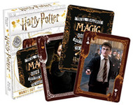 Playing Card Harry Potter Wands Out Poker 52568