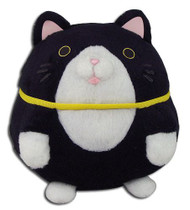 Plush Great Eastern Chubby Cat White ge52330