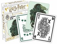 Playing Card Harry Potter Slytherin Poker 52438