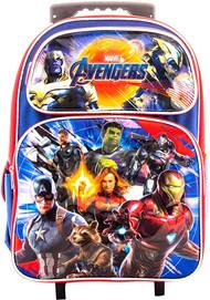 Large Rolling Backpack Marvel Avengers Infinity War 002039