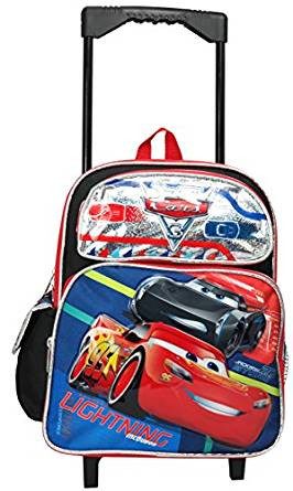 920c76e4f53 Small Rolling Backpack Disney Cars Lightning McQueen 002398.  http   store-svx5q.mybigcommerce.com product images web