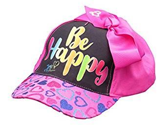 Baseball Cap JoJo Siwa Pink Be Happy Kids 354654 - Hobby Hunters 0c7c390bfe4