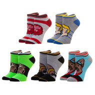 Ankle Socks Fallout 5 Pack xs5ea8fof
