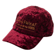 Baseball Cap Harry Potter I Solemnly Swear Velvet Adjustable Cap ba6fr0hpt