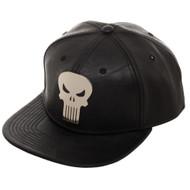 Baseball Cap Punisher Suit up PU Leather Snapback sb6u3zmvu