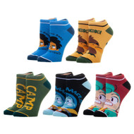 Ankle Socks Camp Camp 5pack xs6zdbcmp