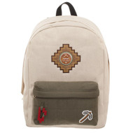 Backpack Minecraft Beige bp6f8amnc