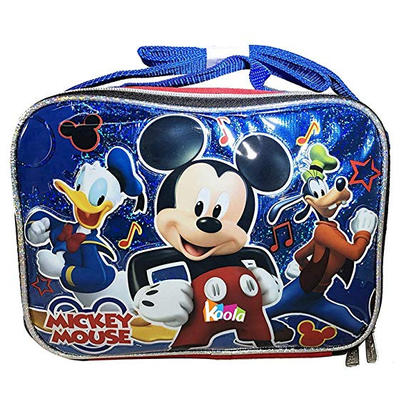 842c9b2f6d2 Lunch Bag Disney Mickey and the Roadster Racers 002107 - Hobby Hunters