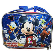 Lunch Bag Disney Mickey and the Roadster Racers 002107