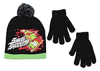 32628ec23d3dd Beanie Cap TMNT Ralph Red Black Set w Glove.  http   store-svx5q.mybigcommerce.com product images web