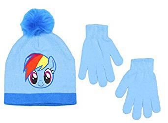 251d07bb18e Beanie Cap My Little Pony Rainbow Dash Blue Set w Glove.  http   store-svx5q.mybigcommerce.com product images web