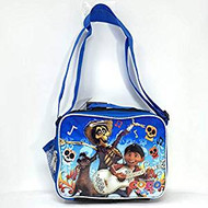 Lunch Bag Disney CoCo Black/Silver