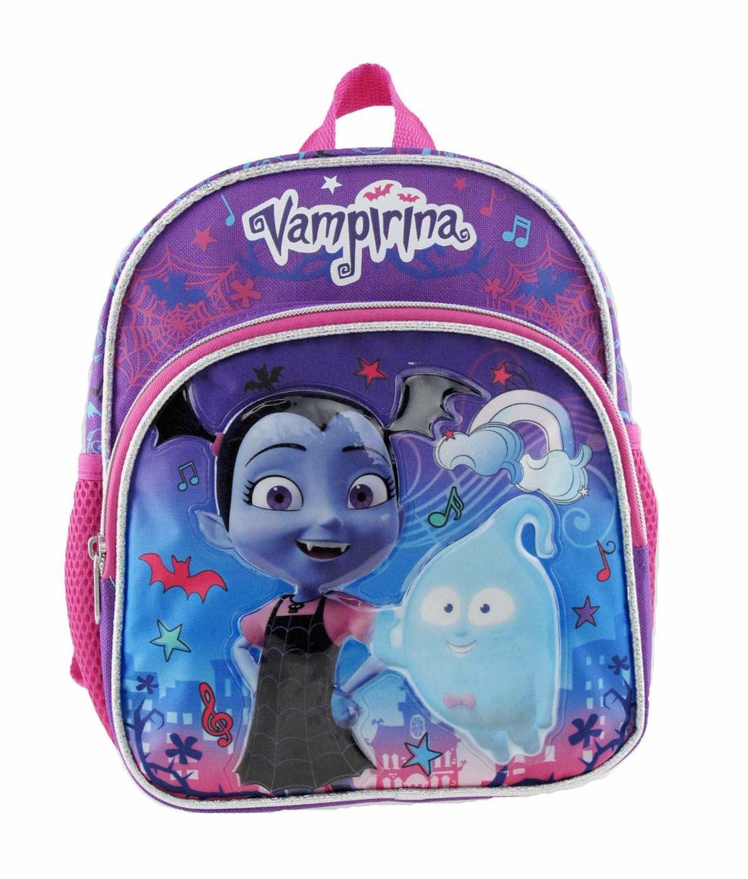 8d9b5105ea7 Mini Backpack Disney Vampirina Shiny 10
