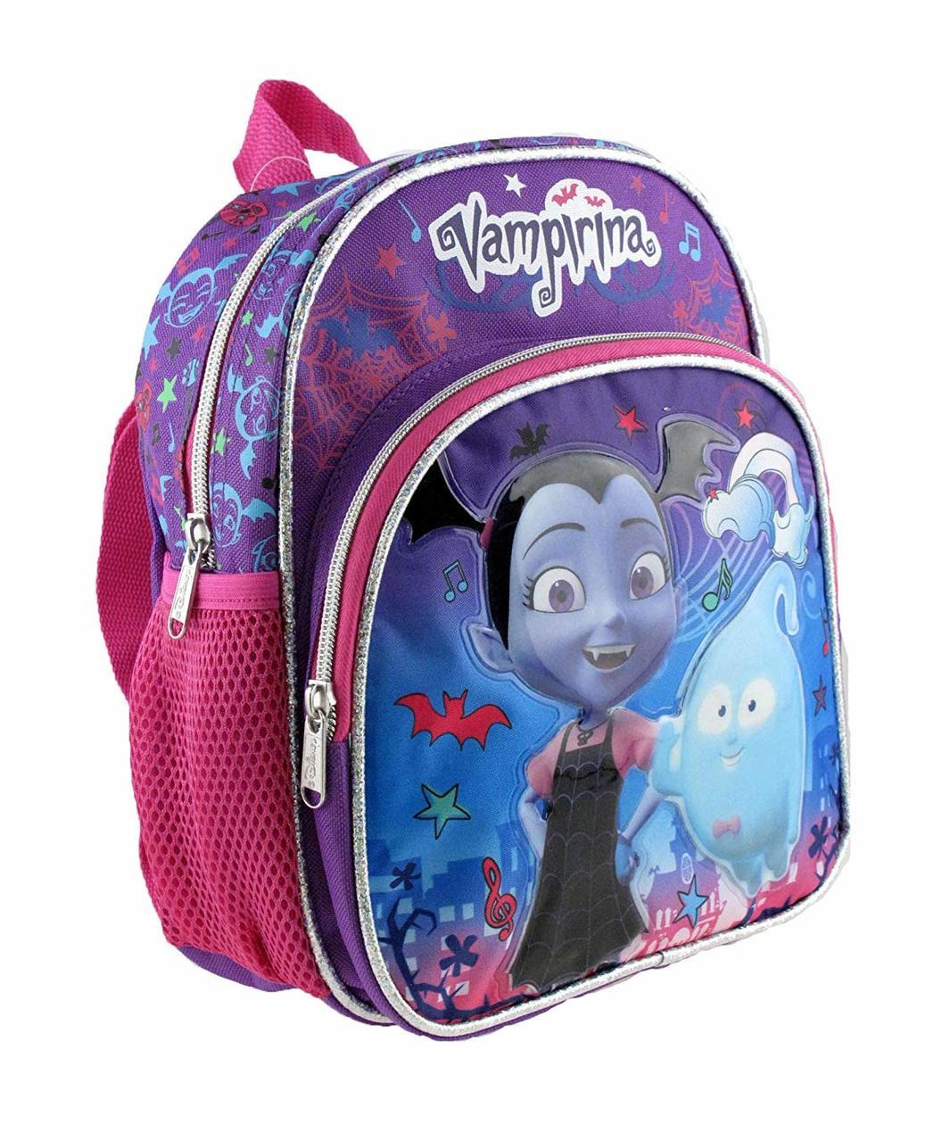 e6d8c128ff8 Mini Backpack Disney Vampirina Shiny 10