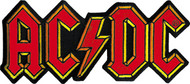 Patch ACDC Logo Large Iron-On p-1978-x