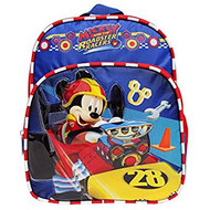 Mini Backpack Disney Mickey Mouse Roadster Racers Red/Blue 002862