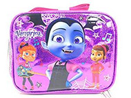 Lunch Bag Disney Vampirina Purple Shiny w/Friends 006006