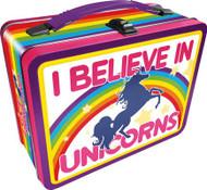 Lunch Box I Believe in Unicorns Gen 2 Fun Box 48222