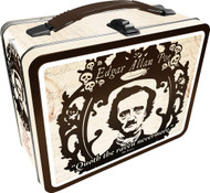 Lunch Box Edgar Allen Poe Gen 2 Fun Box 48214