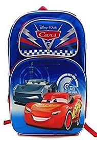 """Backpack Disney Cars Winner 16"""" 3D 109530"""