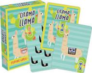 Playing Card Drama Llama 52591
