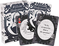 Playing Card William Shakespeare Quotes 52582